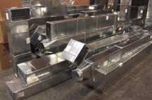 Assembled Ductwork - ZEN Industries