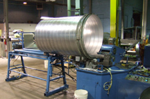Spiral Ductwork from ZEN Industries