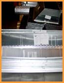 Your completed ductwork order