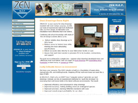 Shop Drawings by ZEN MEP